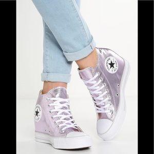 Converse Chuck Taylor Mid-Lux Hidden Wedge Sneaker